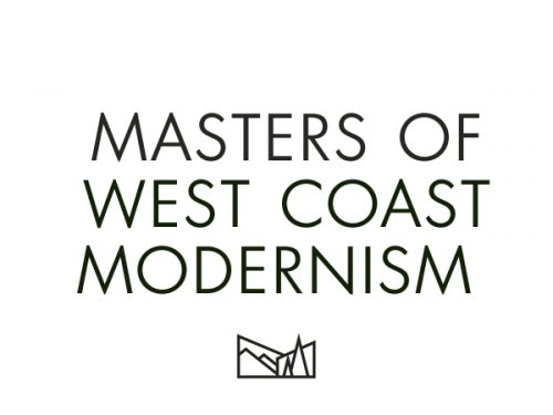 Masters of West Coast Modernism