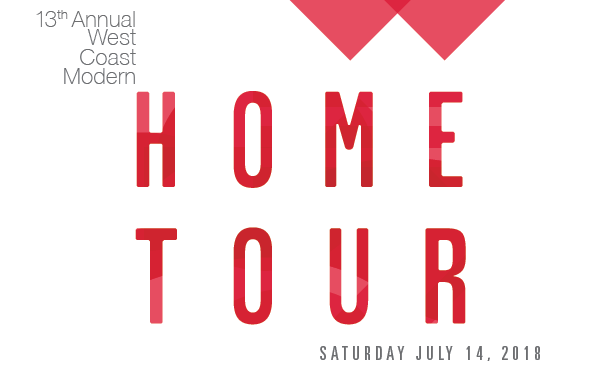 West Coast Modern Home Tour 2018