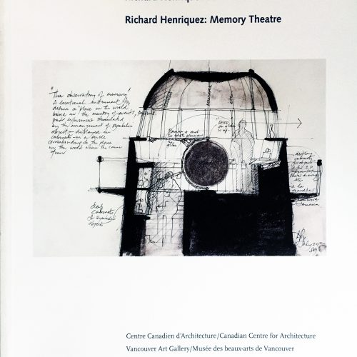 Richard Henriquez: Memory Theatre