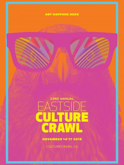 Eastside Cultural Crawl 2019