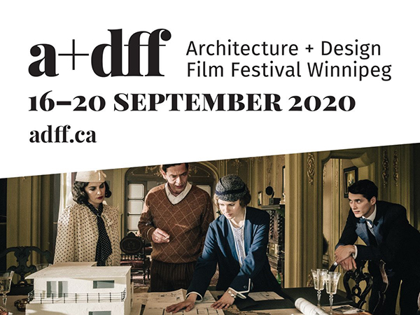 Architecture + Design Film Festival: Winnipeg