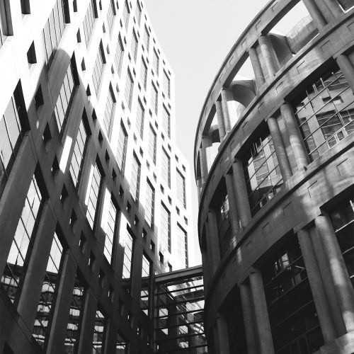 Vancouver Public Library Central Branch, 1995