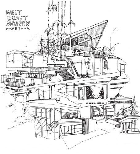 West Coast Modern Home Tour | Sneak Preview – 2017.07.06