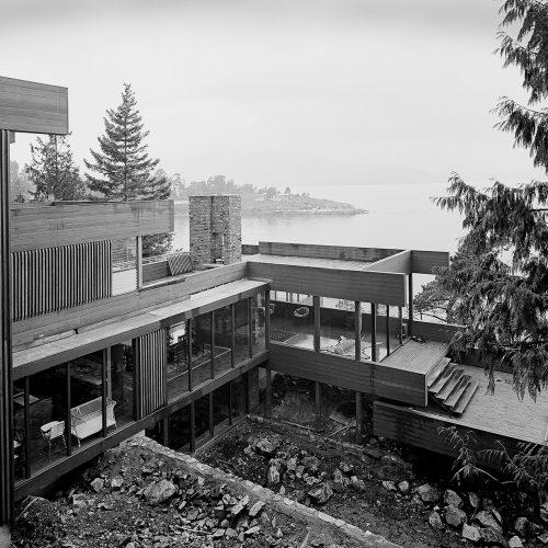 Graham House, 1962