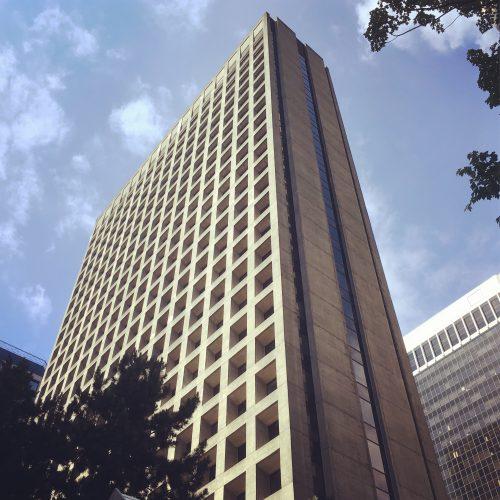 MacMillan Bloedel Building, 1965