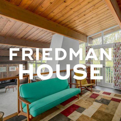 Friedman House, 1953