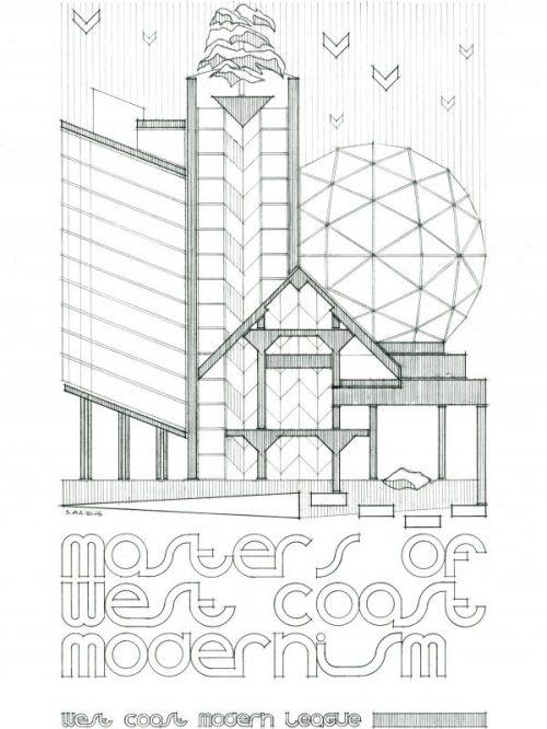 Masters of West Coast Modernism Vol. II – 2018.10.04