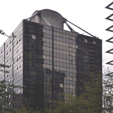 West Coast Transmission Building, 1969
