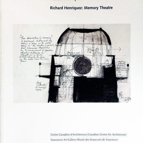 Richard Henriquez: Memory Theatre
