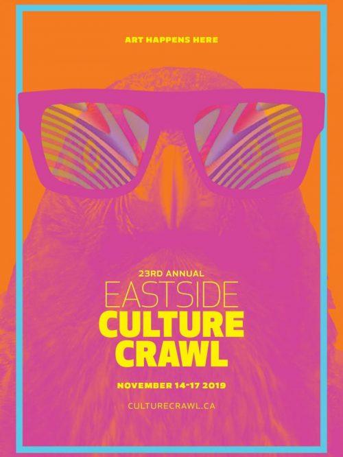 Eastside Cultural Crawl 2019