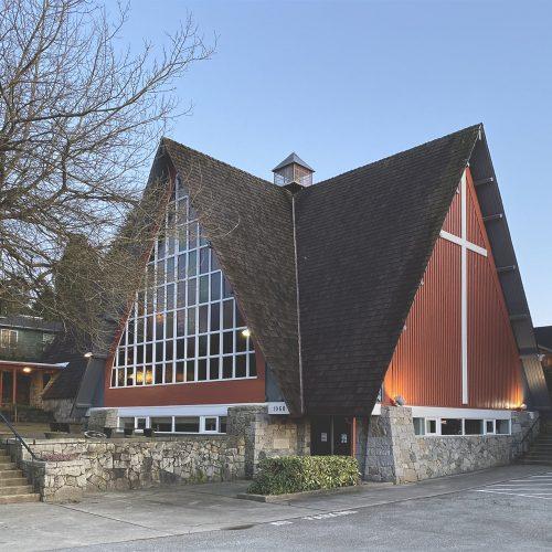 Saint Christopher's Church, 1956