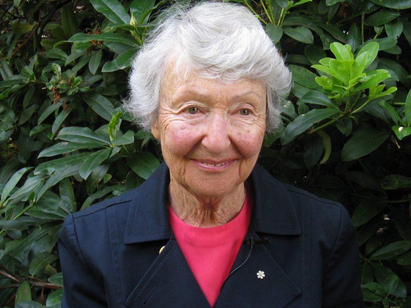 Remembering Cornelia Hahn Oberlander, 1921–2021