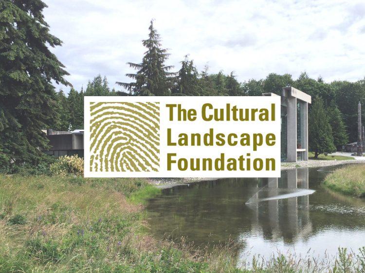 The Cultural Landscape Foundation