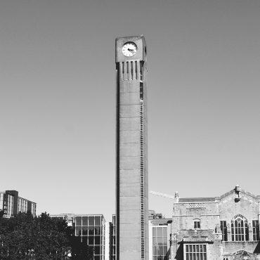 Ladner Clock Tower, 1968