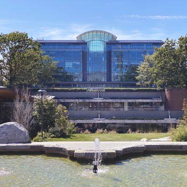 UBC Walter C. Koerner Library, 1997