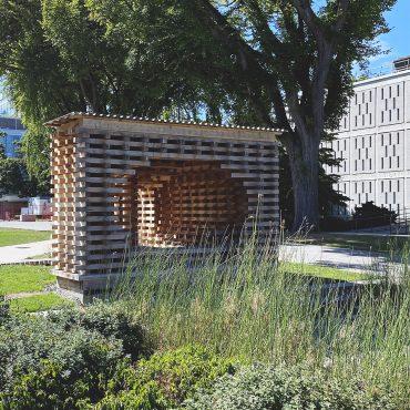 C-SHORE Wood Pavilion, 2019