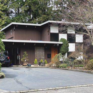 Buttedahl House, 1956