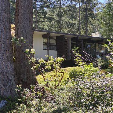 Higgins House, 1963