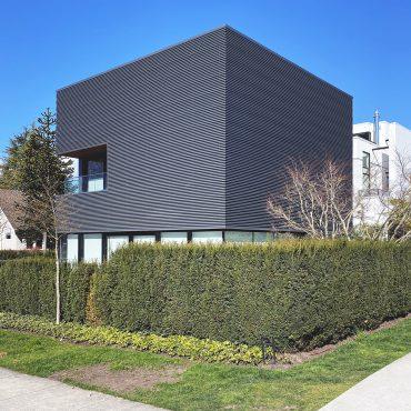 Cube House, 2017