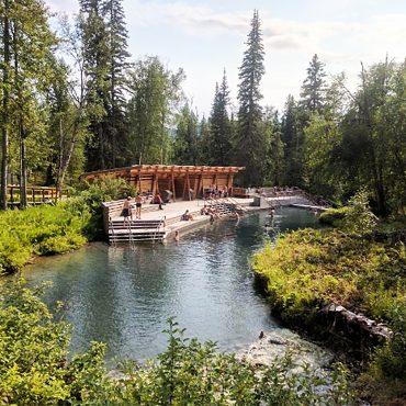 Liard River Hot Springs, 2012