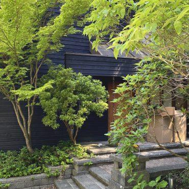 Garden House, 1974