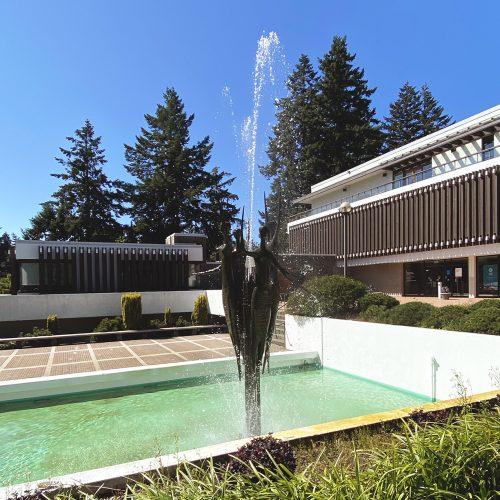 UBC Thea Koerner House, 1961/ 1971