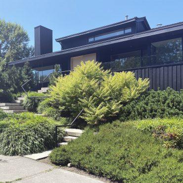Split Level House, 1980s/ 2017