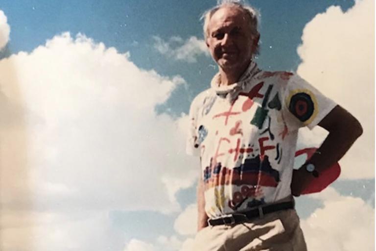 Remembering Andrew Gruft, 1937-2021
